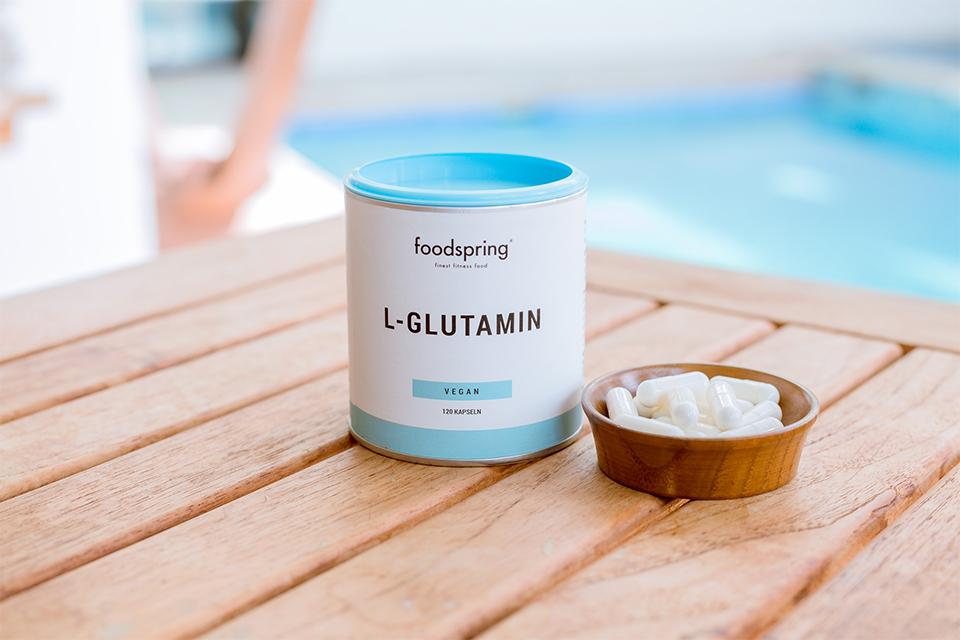 L glutamine foodspring