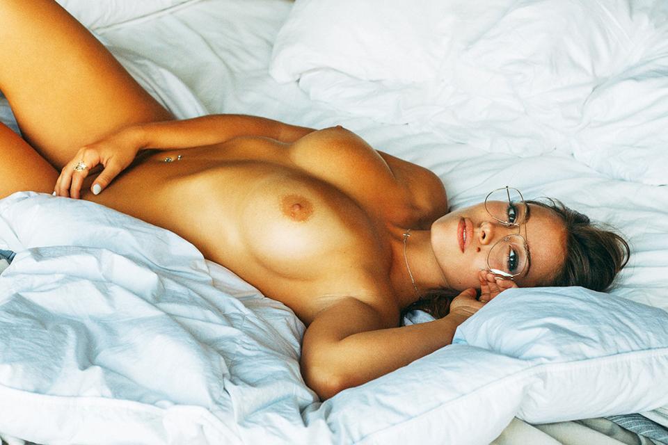 Laurel Witt Naked Boobs
