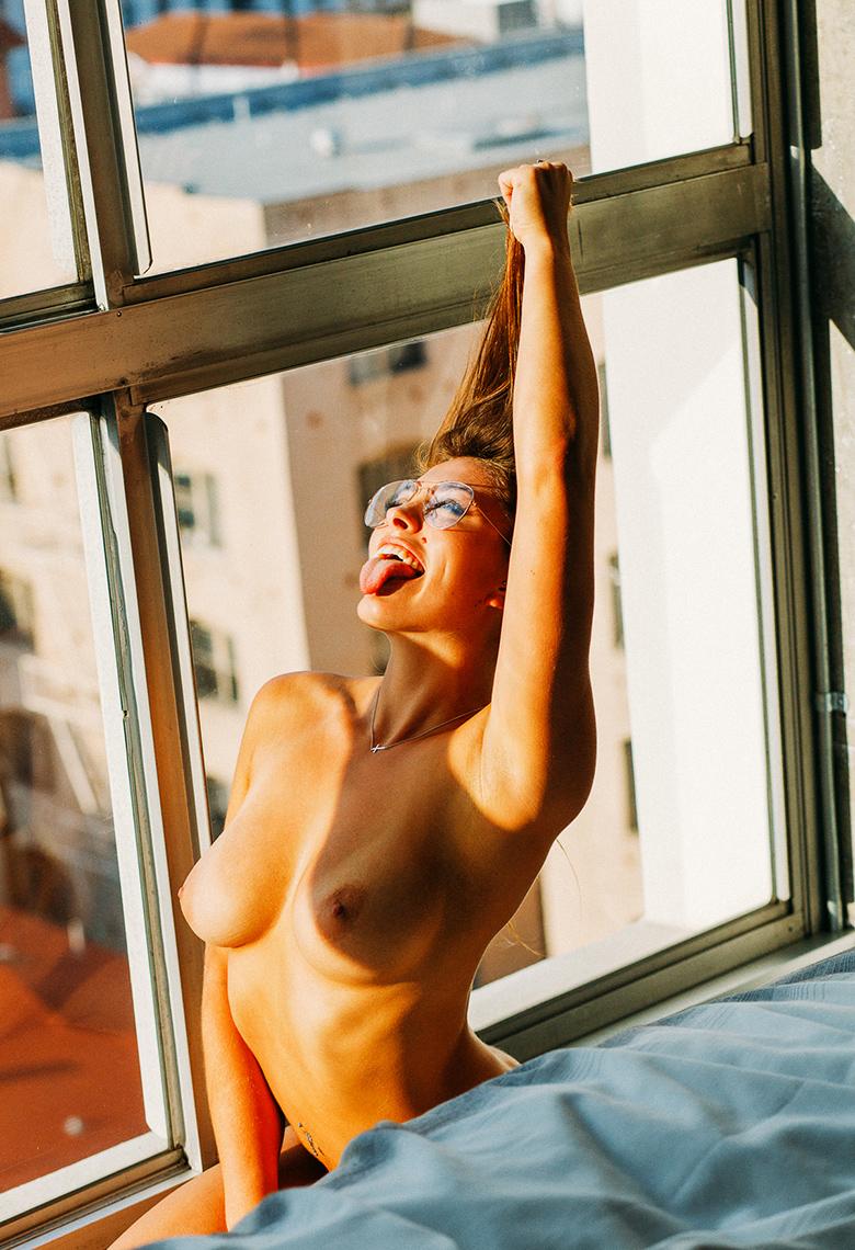 Laurel Witt Nude Boobs