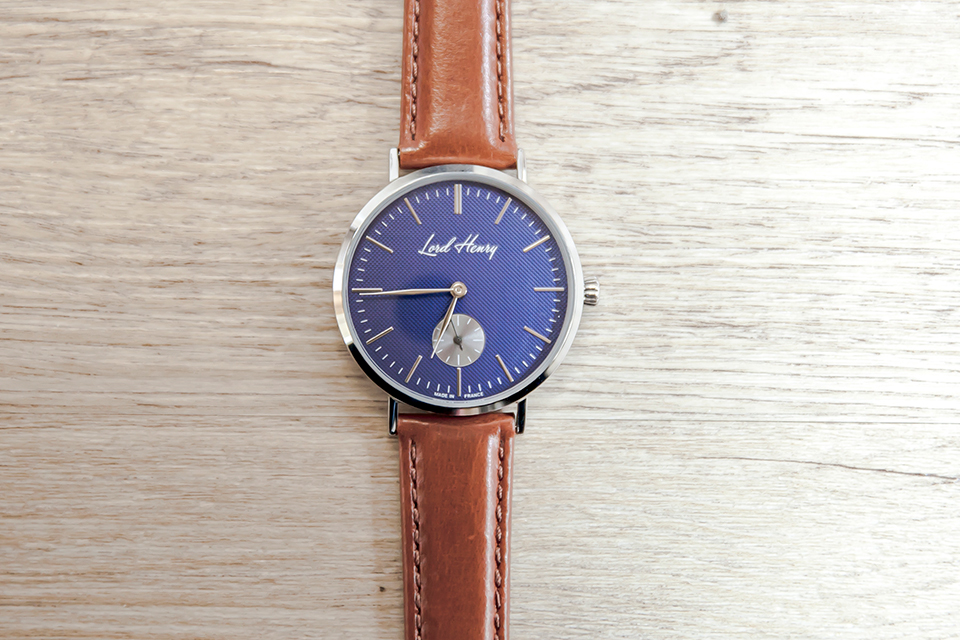 Lord Henry Montre Cadran Zoom