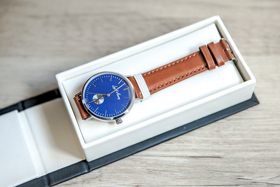 Lord Henry Montre Boite Ouverte