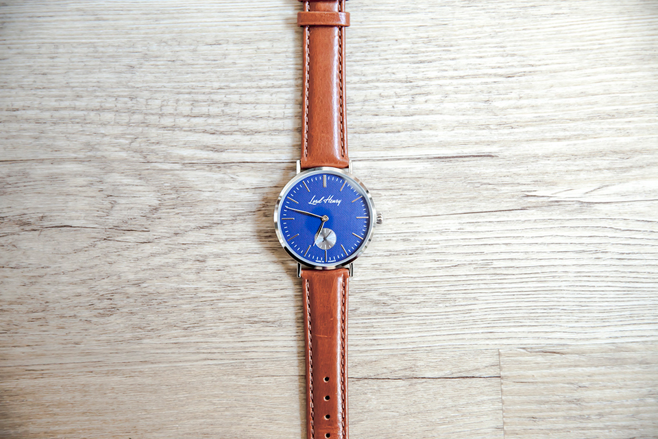 Lord Henry Montre