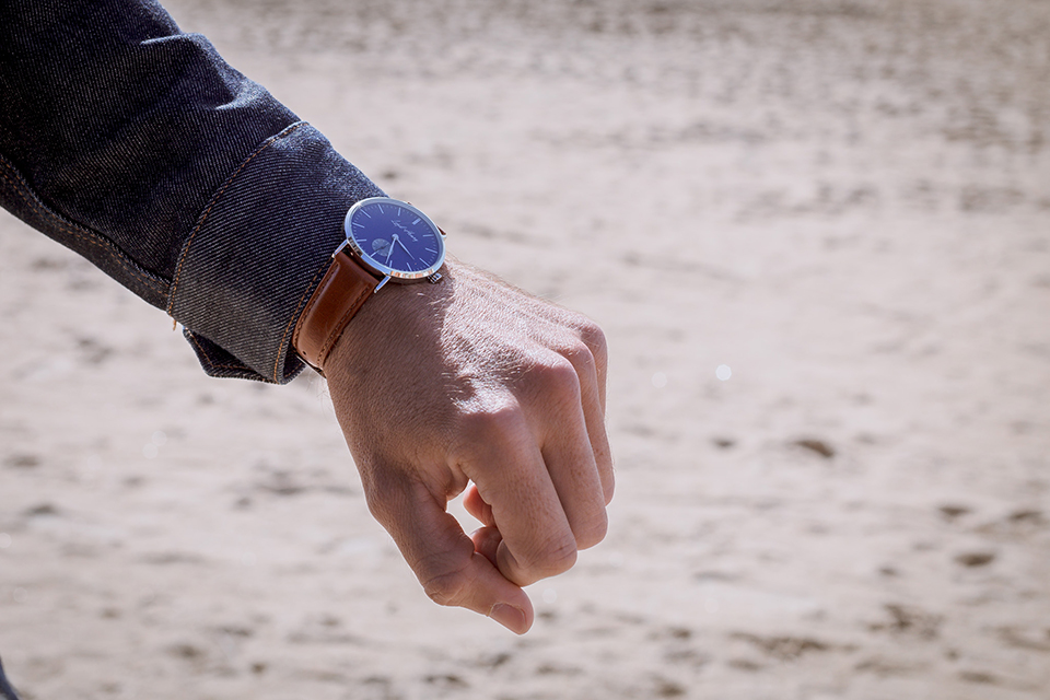 Montre Lord Henry Portee Plage
