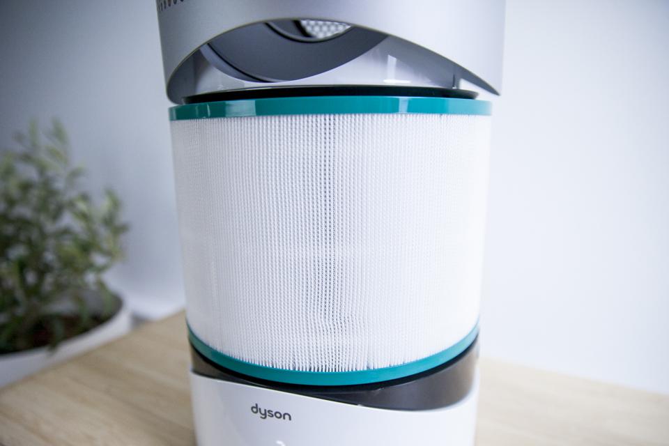 Ventilateur Dyson Filtre