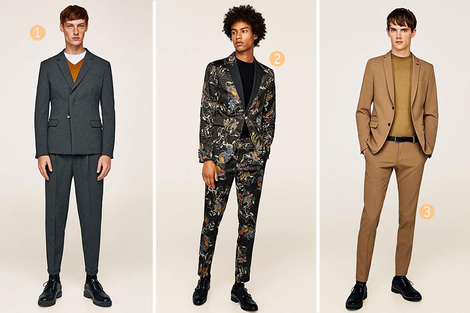 Zara Costumes Suit Monday