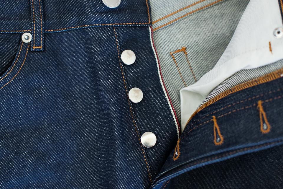 boutonniere metal jeans maison standards