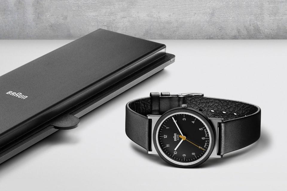 braun marque montres design