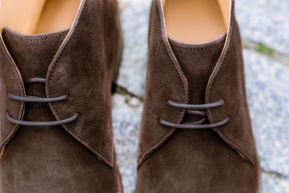 chukka boots jules jenn lacets