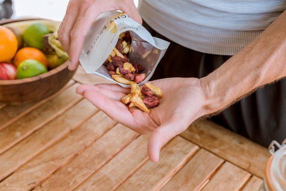collations fruits séchés foodspring