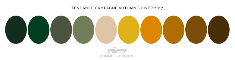 couleurs tendance homme campagne ah17