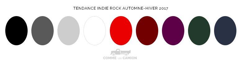 couleurs tendance rock ah17