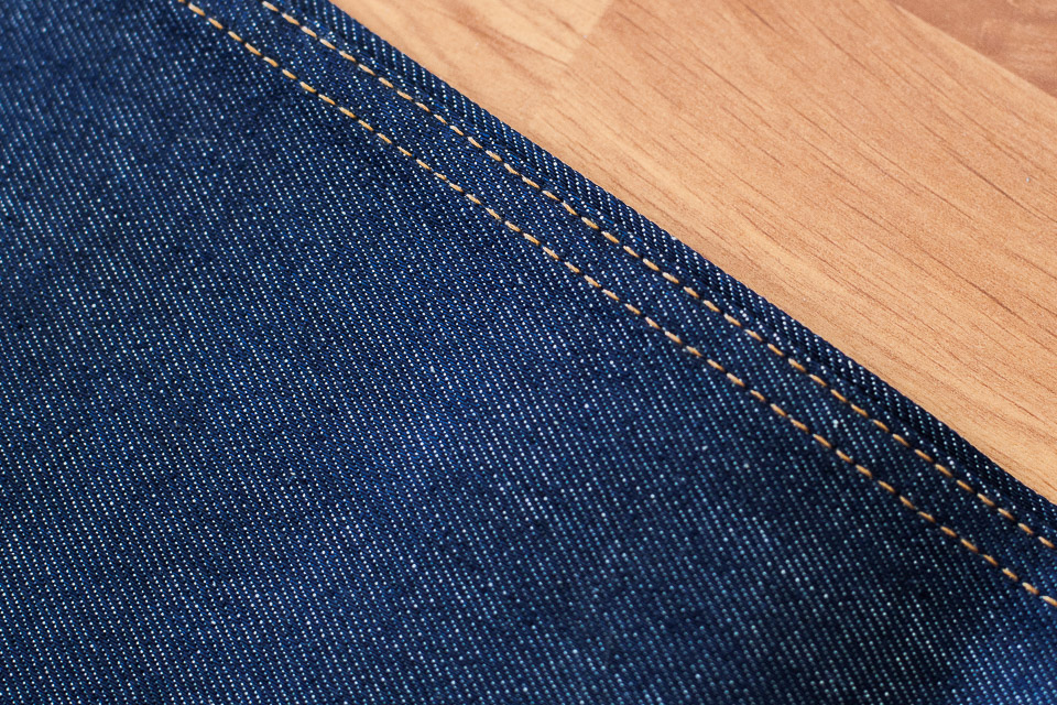 jeans maison standards toile selvedge