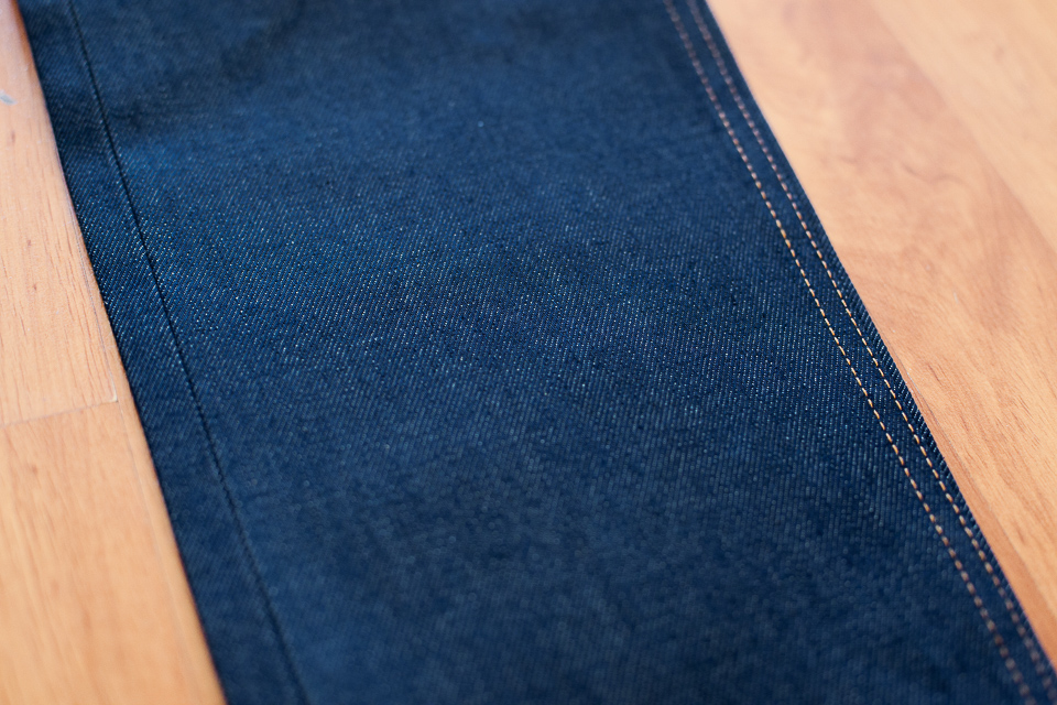 jeans maison standards toile