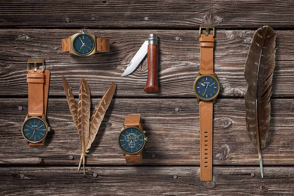 nixon collection montre