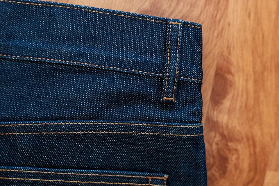 passants jeans maison standards