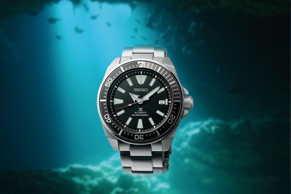 seiko montre plongée pas chere