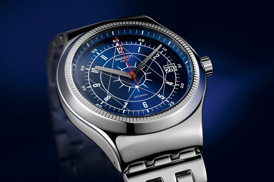 swatch system 51 montre auto pas chere