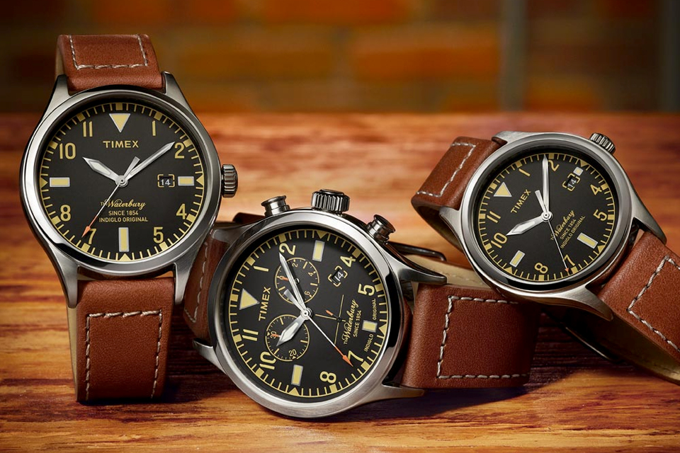 timex marque montre heritage