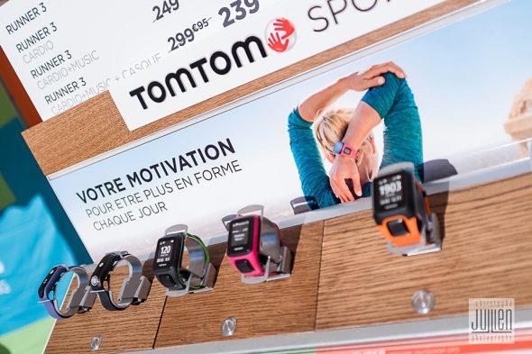 20 km de Paris Stand TomTom Sports