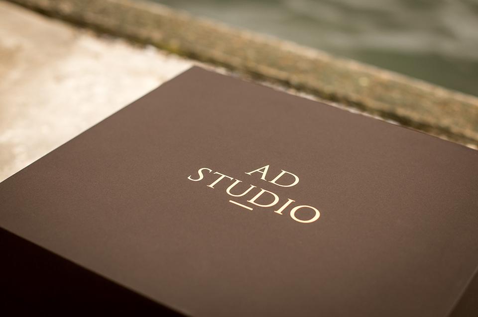 AD Studio Logo Boite