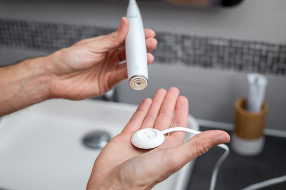 Brosse A Dents Oclean Chargeur Usb