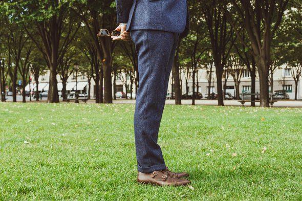 Costume FSS Porte Pantalon