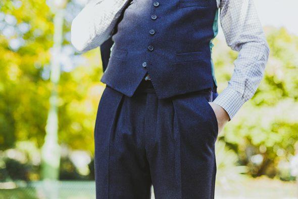 Costume Wicket Haut Pantalon