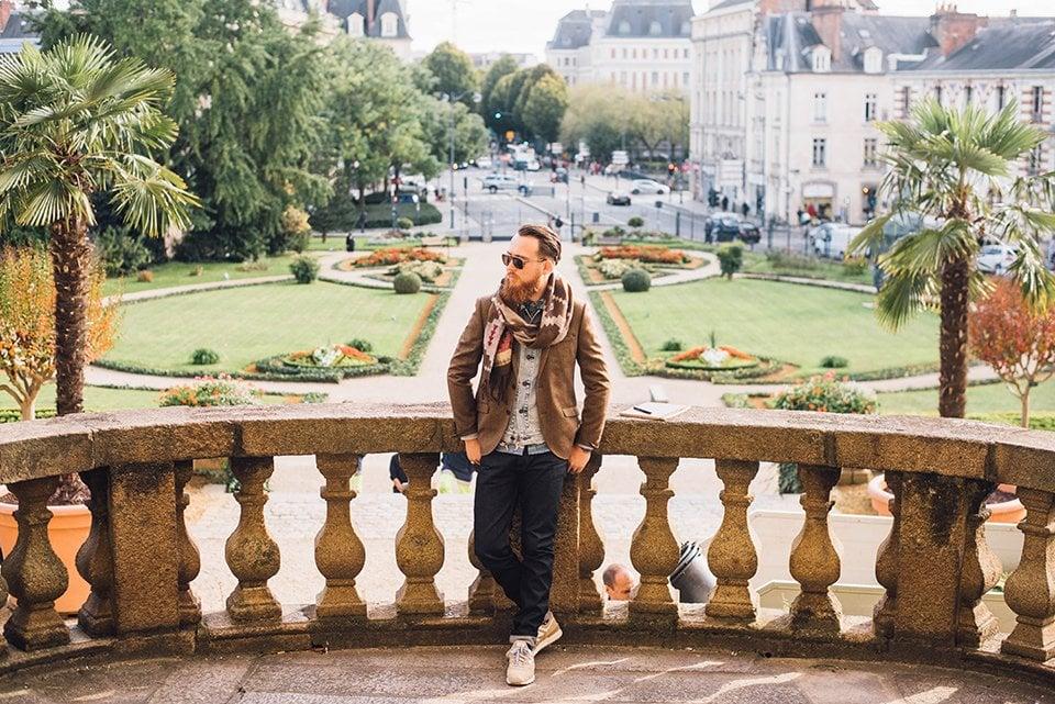 Look Rennes Etudiant Balcon