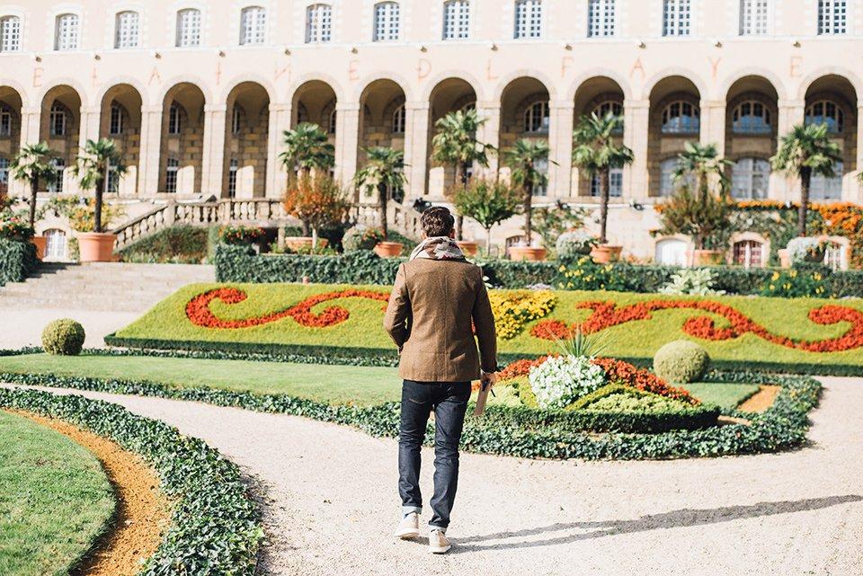 Look Rennes Etudiant Parc
