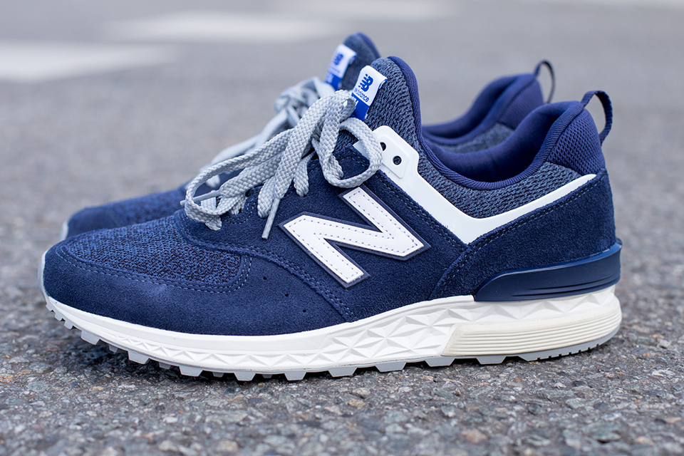 new balance 374 homme