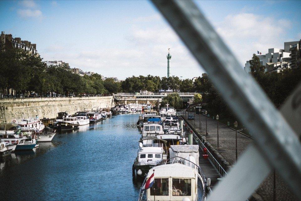Port de l'Arsenal Emeline Hamon