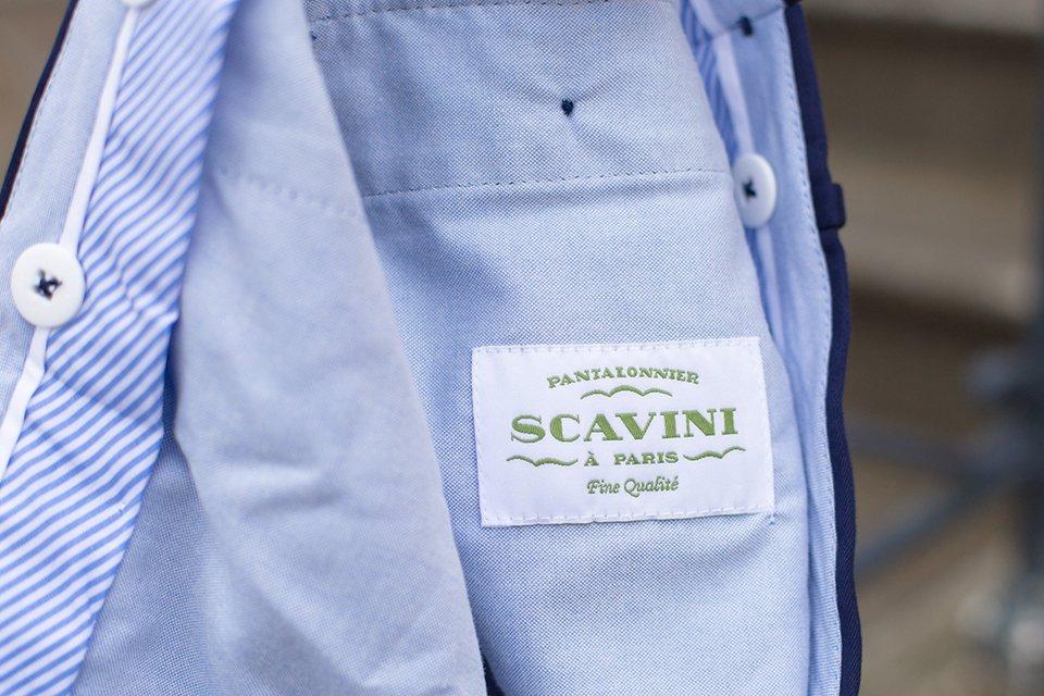 Scavini Logo