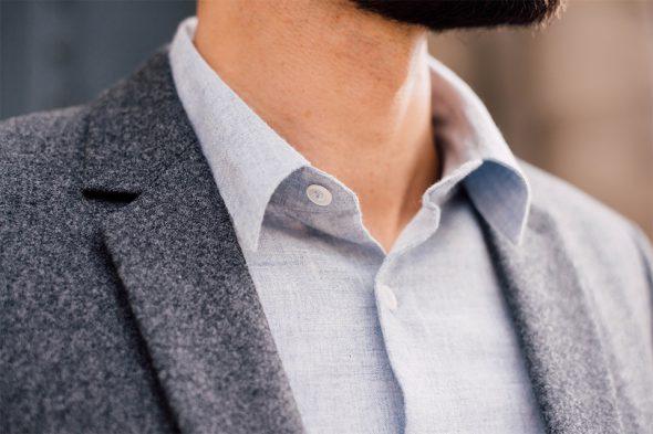 chemise casual homme Harmony