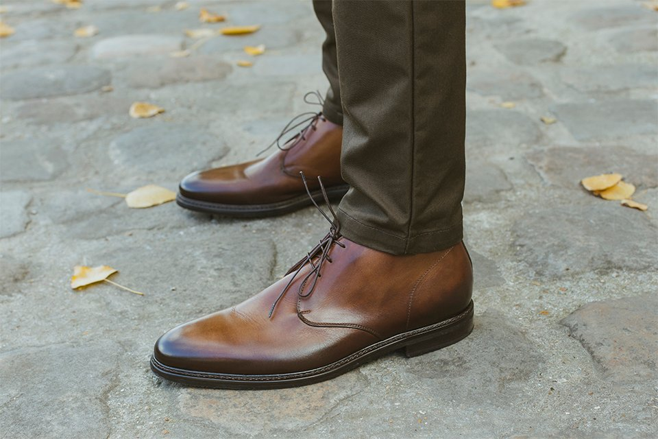 chukka boots homme Hardrige