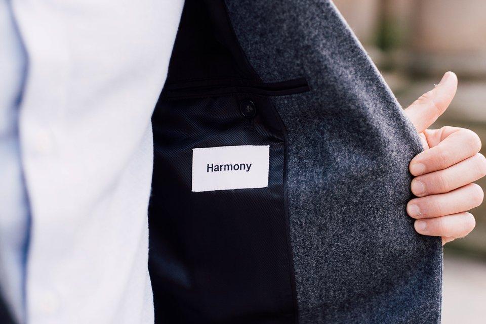 harmony paris marque mode homme