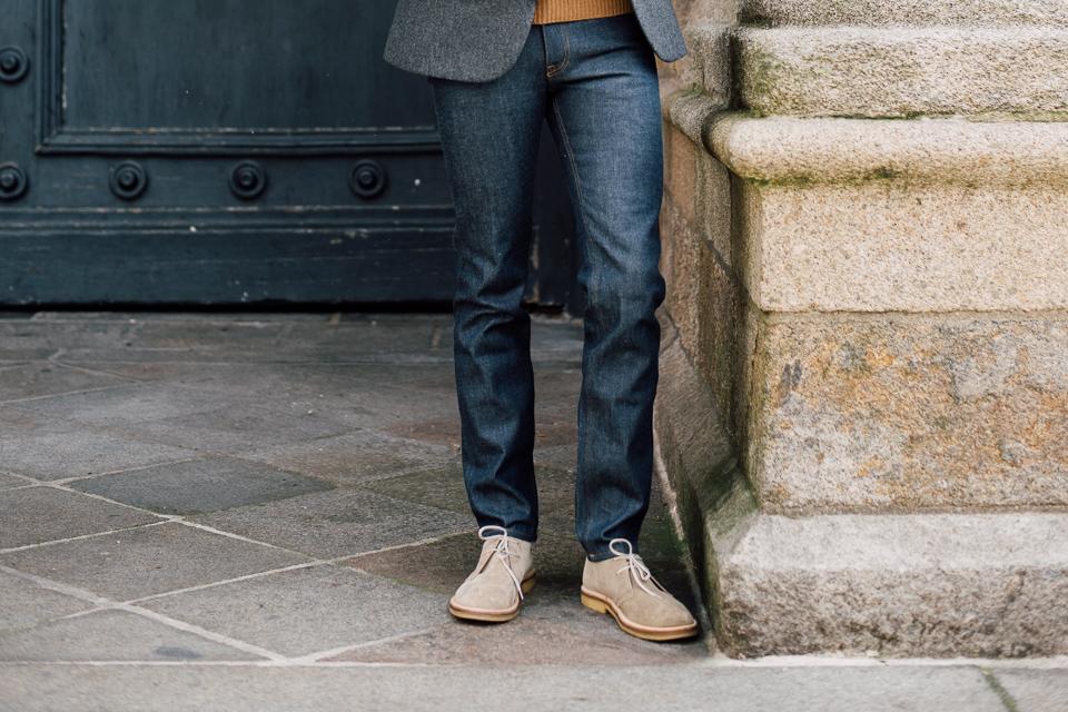jeans brut harmony paris