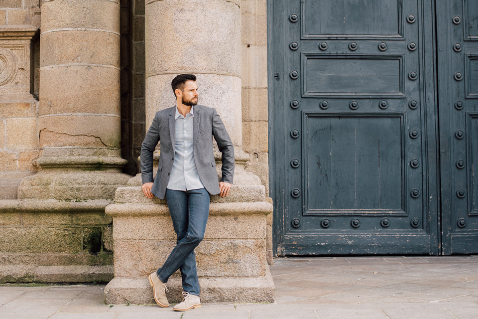 look casual homme desert boots automne