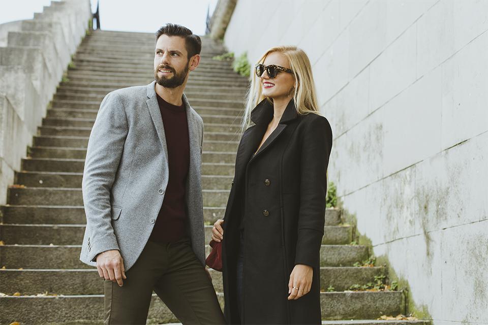 couple photo in paris