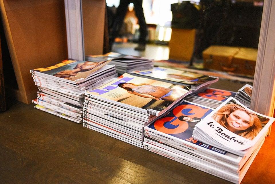 A Mon Image Magazines