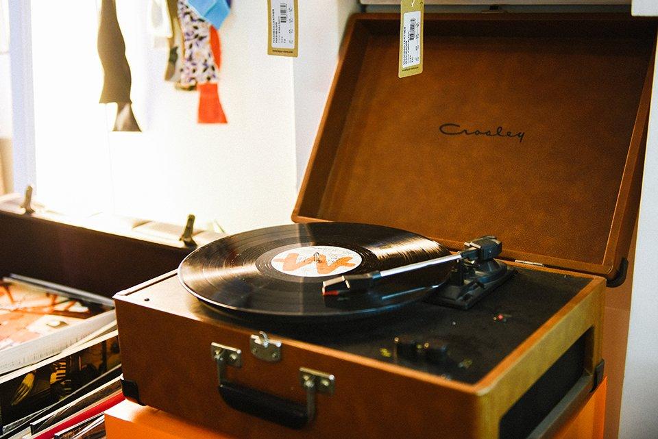 A Mon Image Vinyl