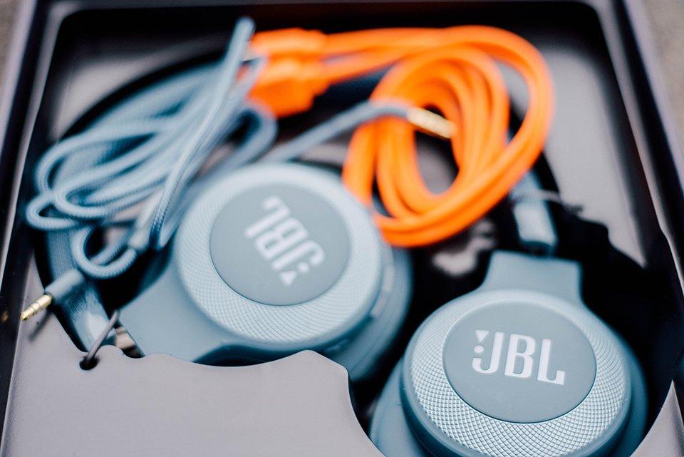Casque JBL Boite Contenu