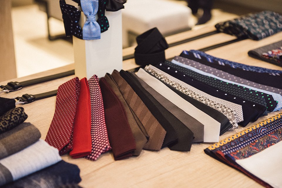 Jordan Malka Cravates