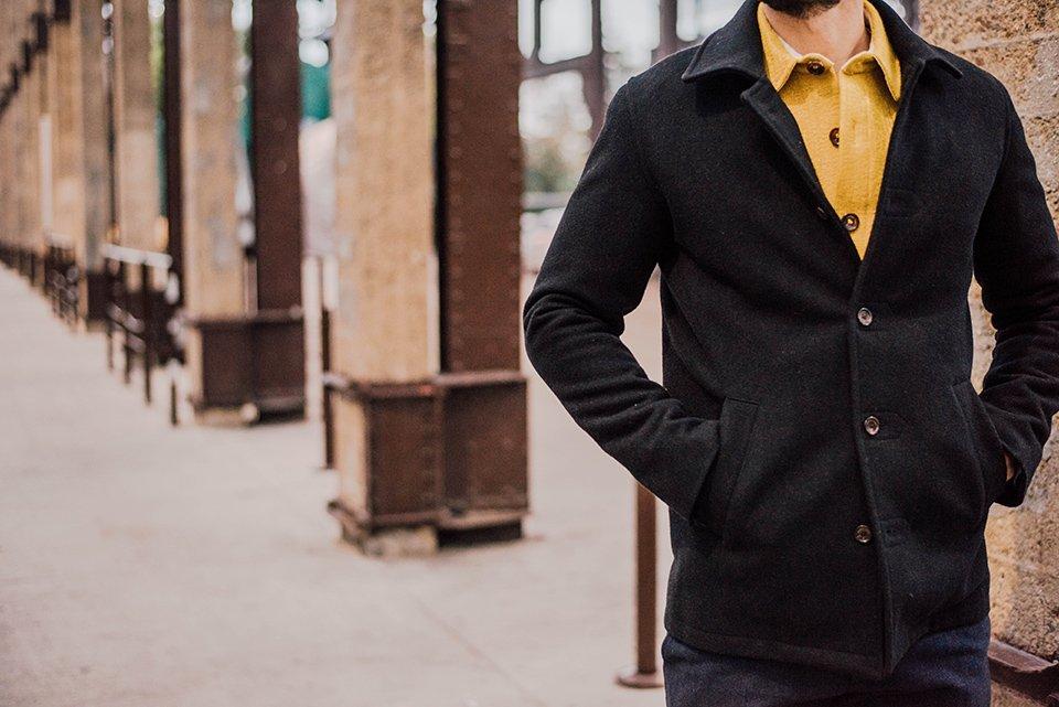 Percival Pea Coat