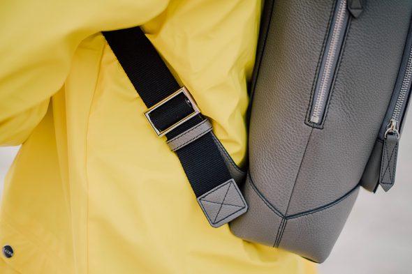 Sac Lancel Graphic Bretelles Textile