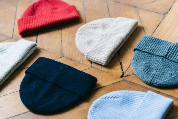 atelier particulier bonnets fw17