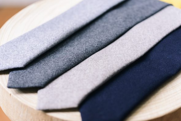 atelier particulier cravates fw17