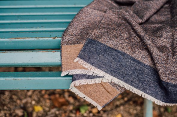 atelier particulier echarpe laine soie