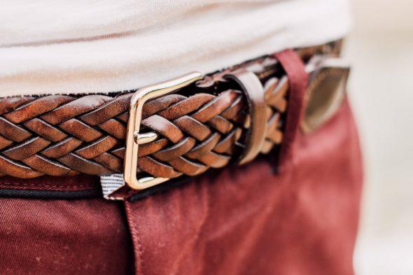 boucle metal ceinture tresse atelier particulier
