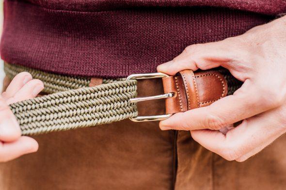 ceinture elastique lin atelier particulier