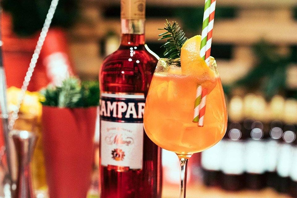 cocktail audrey gueret campari